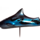 seadragon shark art sculpture
