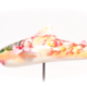 cherry blossom shark art sculpture