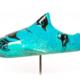 manta mania finarts shark art
